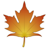Maple Leaf on emojidex 1.0.19