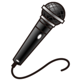 Microphone on emojidex 1.0.19