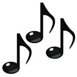 Musical Notes on emojidex 1.0.19