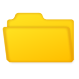Open File Folder on emojidex 1.0.19