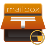 Open Mailbox With Lowered Flag on emojidex 1.0.19