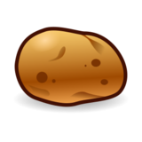 Potato on emojidex 1.0.19