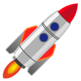 Rocket on emojidex 1.0.19