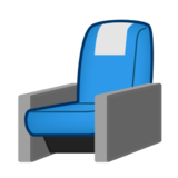Seat on emojidex 1.0.19