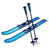 Skis on emojidex 1.0.19