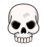 Skull on emojidex 1.0.19