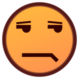 Unamused Face on emojidex 1.0.19