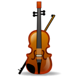 Violin on emojidex 1.0.19