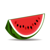 Watermelon on emojidex 1.0.19