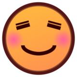 Smiling Face on emojidex 1.0.19