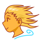 Wind Face on emojidex 1.0.19