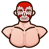 Wrestlers, Type-3 on emojidex 1.0.19