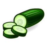 Cucumber on emojidex 1.0.22
