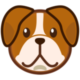 Dog Face on emojidex 1.0.22