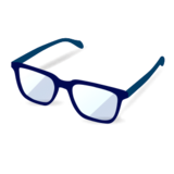Glasses on emojidex 1.0.22