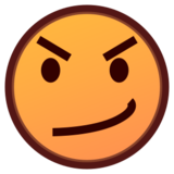 Face With Steam From Nose on emojidex 1.0.22