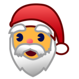 Santa Claus on emojidex 1.0.22