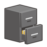 File Cabinet on emojidex 1.0.22