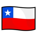 Flag: Chile on emojidex 1.0.22