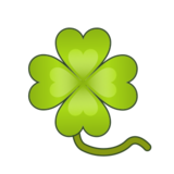 Four Leaf Clover on emojidex 1.0.22