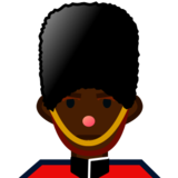 Guard: Dark Skin Tone on emojidex 1.0.22