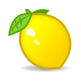 Lemon on emojidex 1.0.22