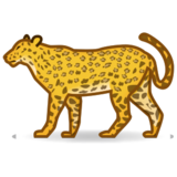 Leopard on emojidex 1.0.22