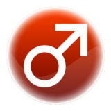 Male Sign on emojidex 1.0.22