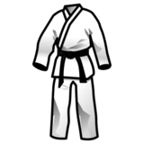 Martial Arts Uniform on emojidex 1.0.22