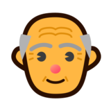 Old Man on emojidex 1.0.22