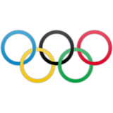 Olympic Rings on emojidex 1.0.22