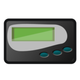 Pager on emojidex 1.0.22