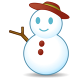Snowman Without Snow on emojidex 1.0.22