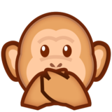 Speak-No-Evil Monkey on emojidex 1.0.22