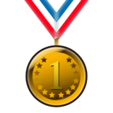 Sports Medal on emojidex 1.0.22