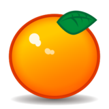 Tangerine on emojidex 1.0.22