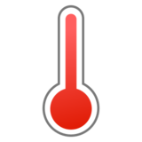 Thermometer on emojidex 1.0.22