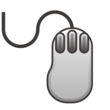 Computer Mouse on emojidex 1.0.22