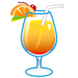 Tropical Drink on emojidex 1.0.22