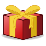 Wrapped Gift on emojidex 1.0.22