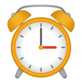 Alarm Clock on emojidex 1.0.24