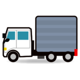 Articulated Lorry on emojidex 1.0.24