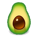 Avocado on emojidex 1.0.24