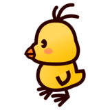 Baby Chick on emojidex 1.0.24