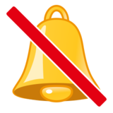 Bell With Slash on emojidex 1.0.24