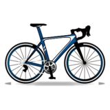 Bicycle on emojidex 1.0.24