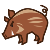 Boar on emojidex 1.0.24