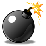 Bomb on emojidex 1.0.24