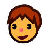 Boy on emojidex 1.0.24