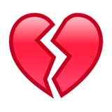 Broken Heart on emojidex 1.0.24